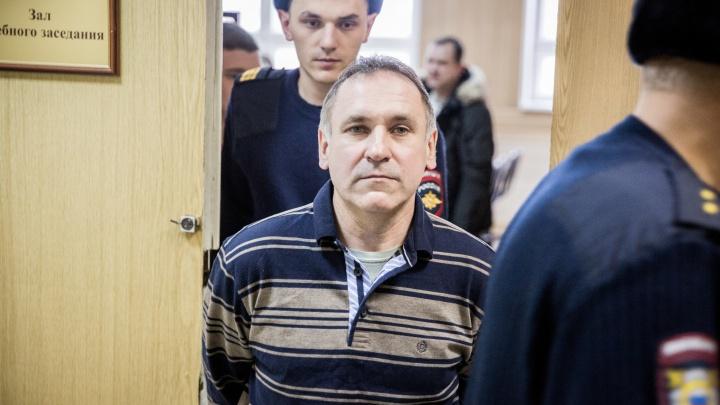 Верховный суд признал законным срок для серийного маньяка Чуплинского