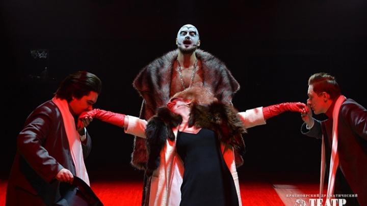 Красноярские театры стали номинантами «Золотой маски» с драматическими спектаклями и мюзиклом