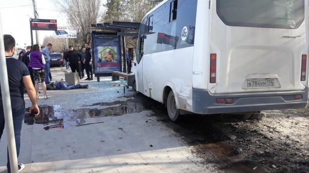 В Волгограде возбуждено уголовное дело на водителя иномарки, спровоцировавшего жуткую аварию