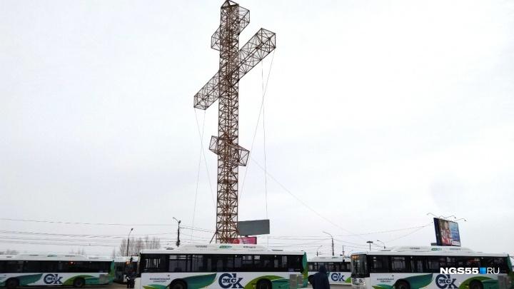 Новые автобусы большого класса поедут по одному маршруту