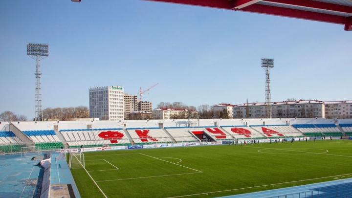 ФК «УФА» примет красноярский «Енисей» на домашнем поле