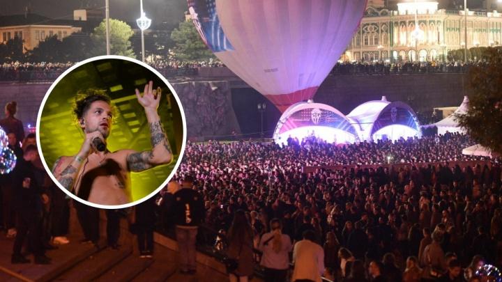 ЛСП, чьё выступление на «Ночи музыки» отменили, похвалил фестиваль и раскритиковал его организацию