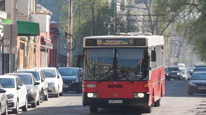Подростка из Батайска высадили из автобуса прямо на трассе