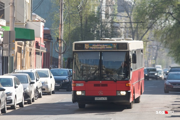 Женщина сообщила, что подросток ехал в Ростов на междугороднем автобусе