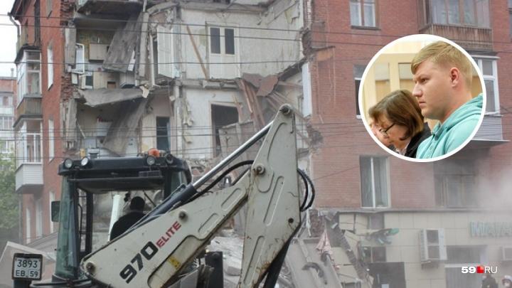 Виновные в обрушении дома на Куйбышева, 103 выплатят 28,8 миллиона за его восстановление