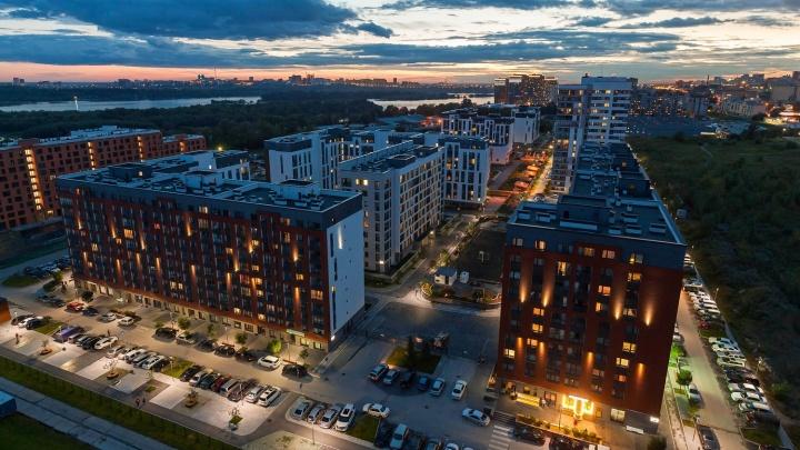 Льготная ипотека 5% стимулирует новосибирцев менять свои квартиры