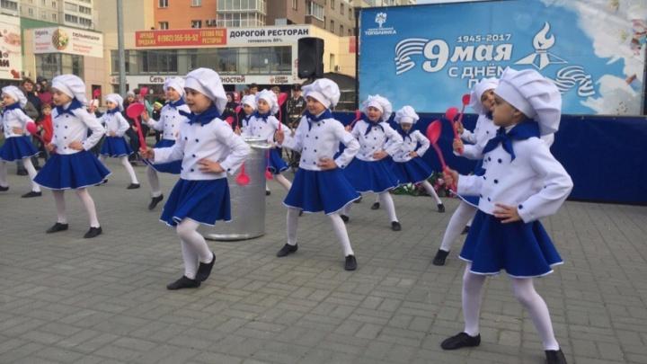 Группа компаний «Тополинка» приглашает на празднование Дня Победы