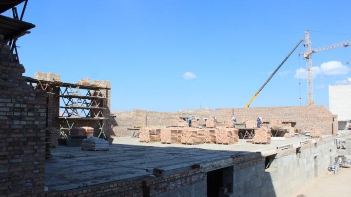 В «Кошелев-Проекте» достроят школу на 1360 мест