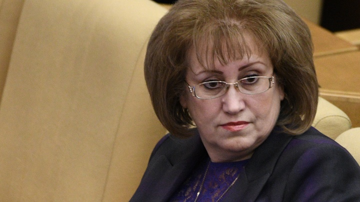 Депутат Госдумы от Новосибирска оказалась недовольна зарплатой
