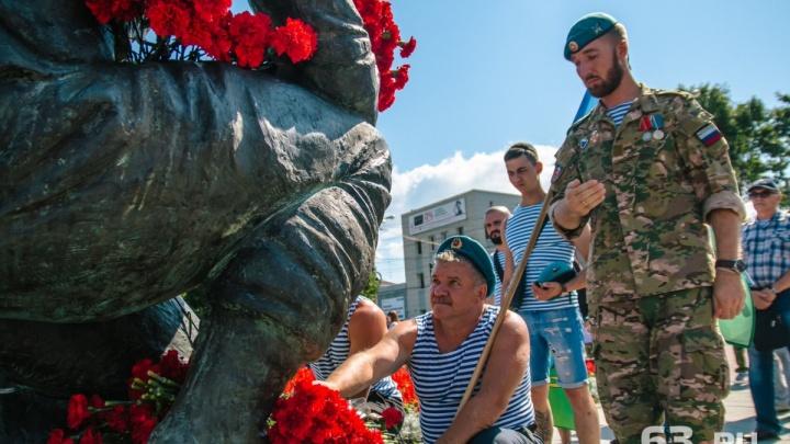 «На машинах за ВДВ»: в Самаре стартует автопробег десантников
