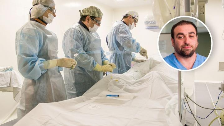 Абсурд в седьмой больнице. Хирурга с 19-летним стажем уволили и предложили ему стать уборщиком