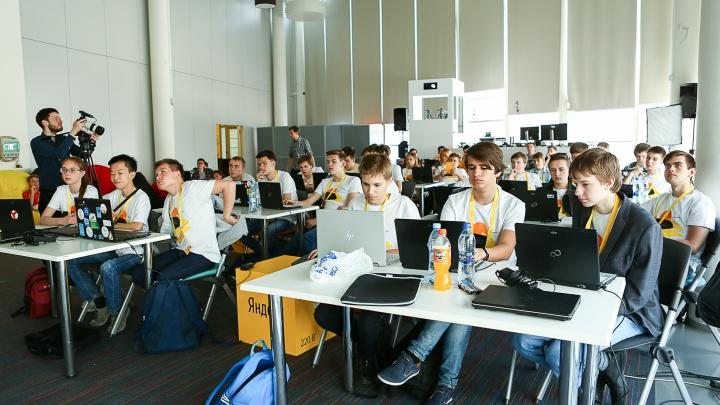 Ярославских школьников «Яндекс» бесплатно обучит программированию в своём лицее