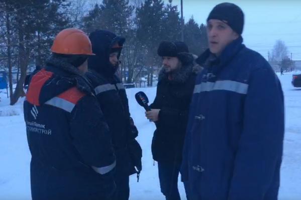 В канун Нового года рабочие рассказали журналистам 72.RU о том, что им не платят зарплату