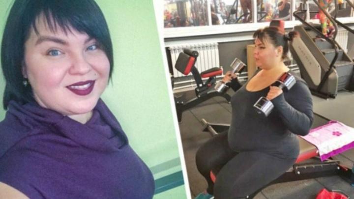 Минус 72 кг: ярославна решила похудеть в два раза, чтобы изменить жизнь