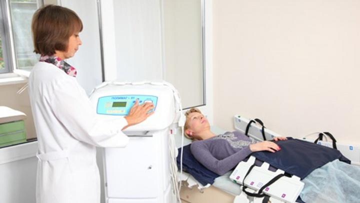 У жителей Екатеринбурга появилась возможность получить широкий спектр лечебно-реабилитационных услуг