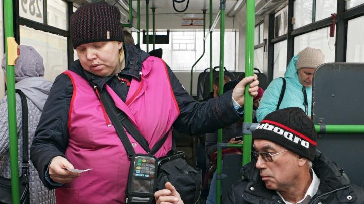 Стоимость проезда на двух автобусах от Краснокамска до Перми повысится до 70 рублей