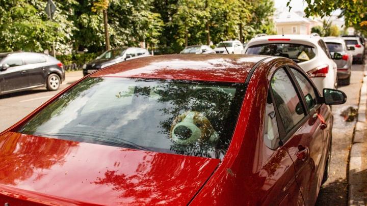 Застрахуй своё авто от кирпича и монтировки: мужчина с помощью листовок вымогал деньги у ярославцев