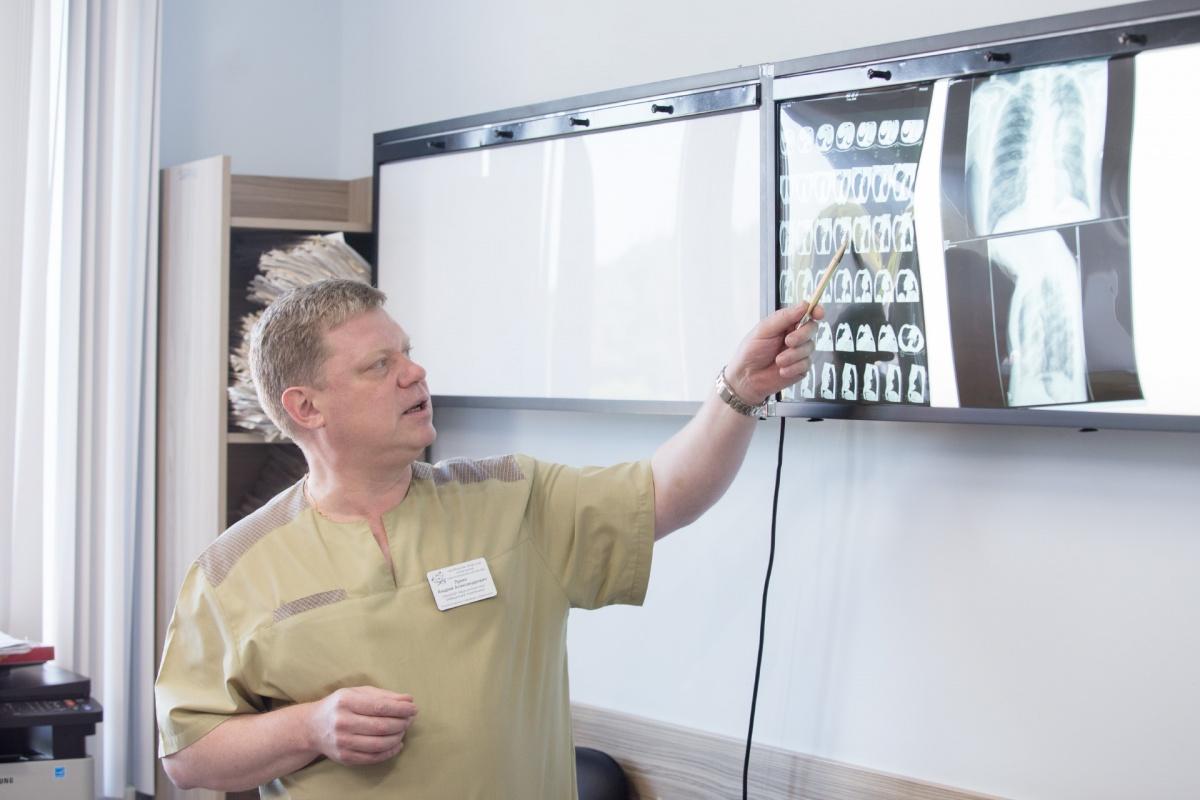 Назначать иммуноонкологические препараты в Челябинске начали больным раком лёгкого