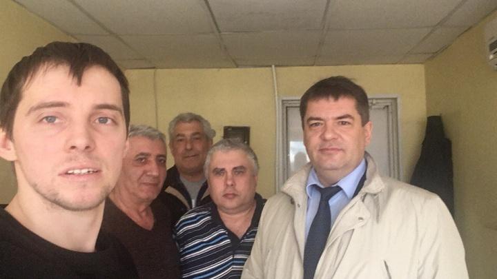 Аренда или кредит: что предлагают чиновники объявившим голодовку предпринимателям