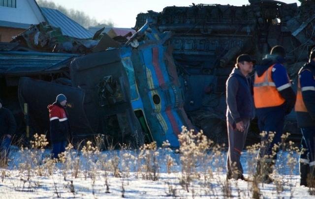 Стали известны личности погибших и пострадавшего в столкновении поездов в Башкирии