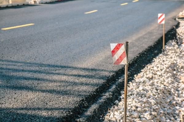 Многие жители считают, что в области нормальные дороги