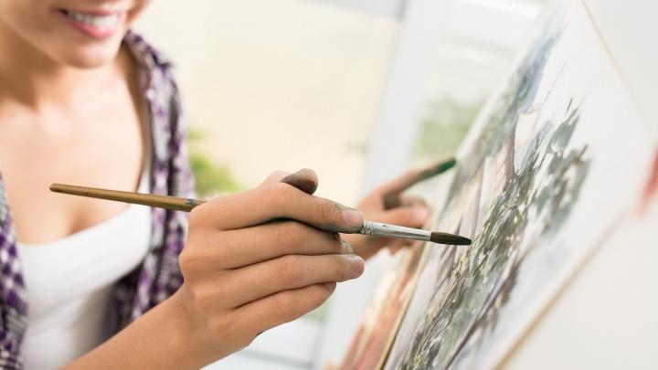 Рекорд России на самый массовый мастер-класс по рисованию поставят в «Сибирском молле»