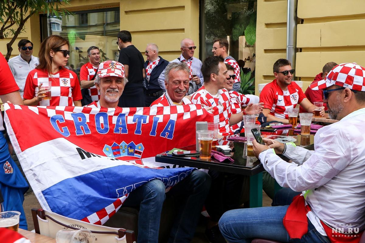 Теперь в кафе на Покровке вместо шведов сидят хорваты