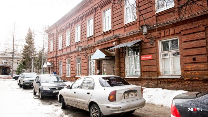В Ярославле сообщили о минировании четырех больниц