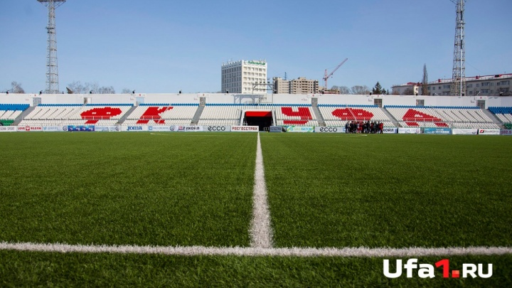 «Уфа» уступила в товарищеском матче «Мюнхену»