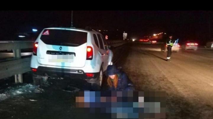 В Уфе ищут свидетелей аварии на М-5, в которой погибла школьница