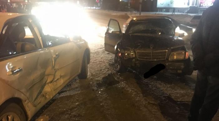 По информации «Автоспаса», участники ДТП отказались от госпитализации