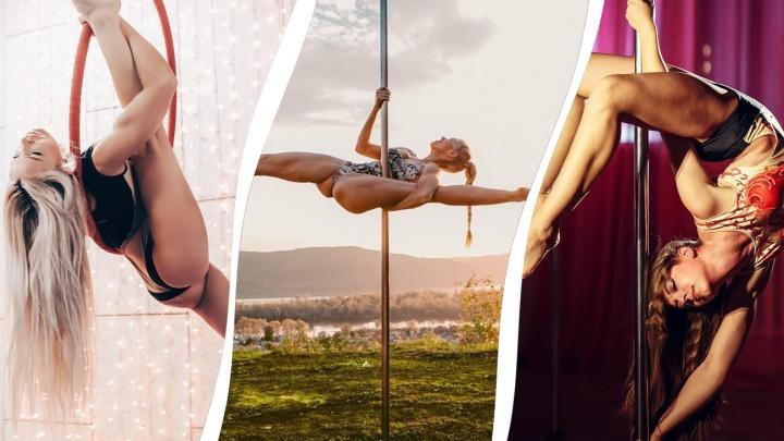 «Раздвигать ноги — это искусство»: любуемся самыми гибкими девушками Самары
