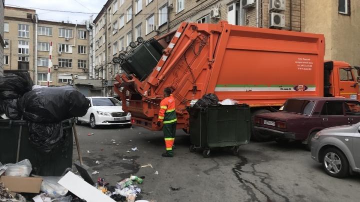 «Бросим силы на северо-запад»: в Челябинске ввели режим чрезвычайной ситуации из-за завалов мусора