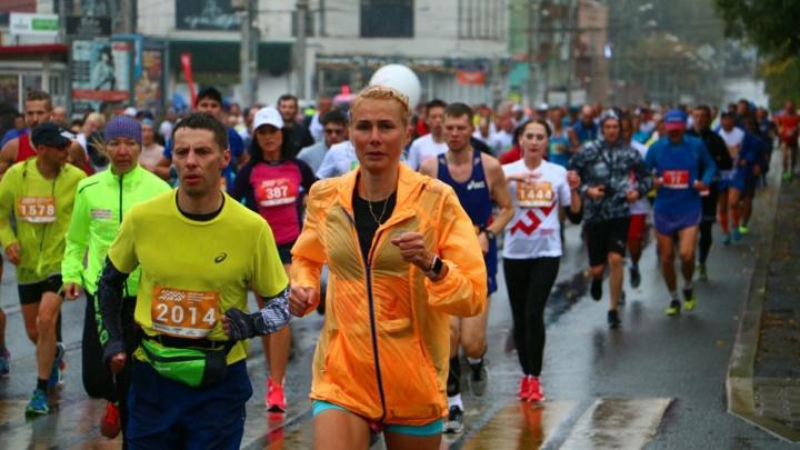 В Перми на время международного марафонаусилят меры безопасности