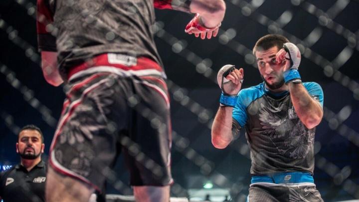Челябинец стал чемпионом России по ММА