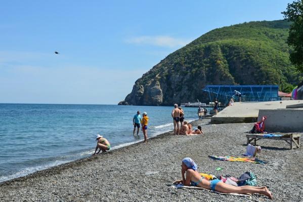В Крыму остаются наши туристы