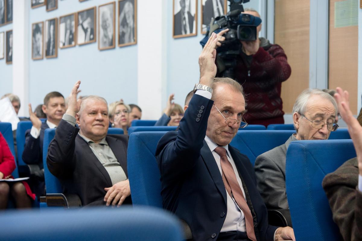 В ЮУрГУ избрали председателя регионального отделения Российского профессорского собрания