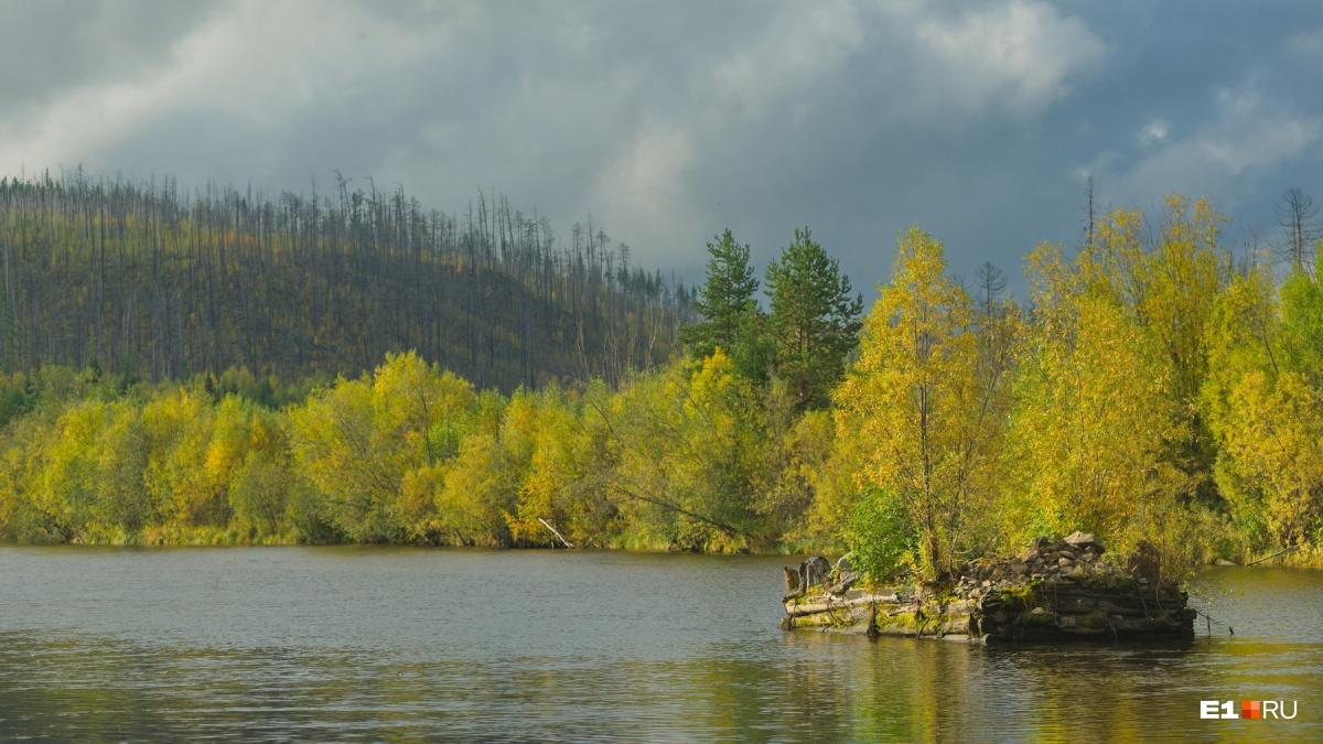 Красота Урала