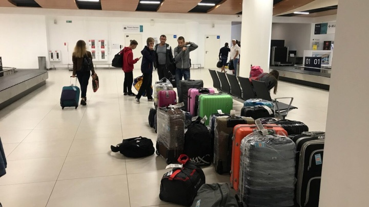 Ждут вылета шесть часов: в Нижнем Новгороде из-за поломки задержали самолет до Ростова