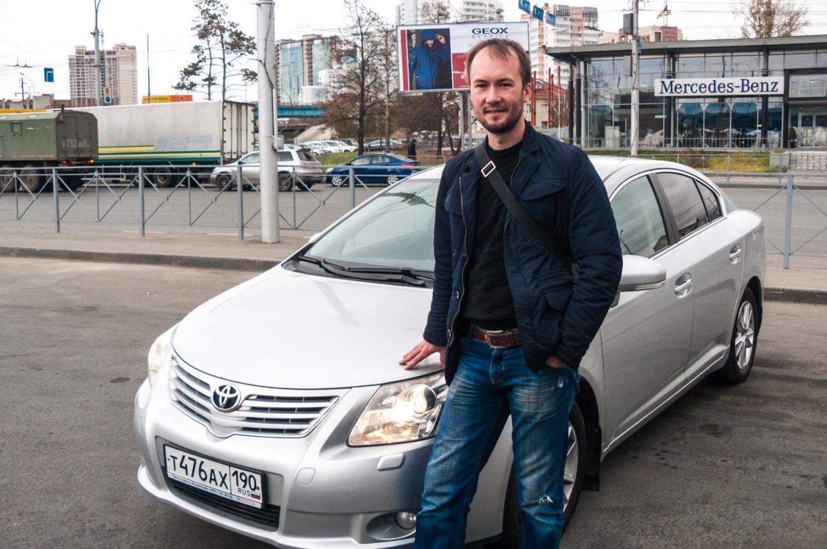 Заменитель «Тойоты Камри» (фоторепортаж)