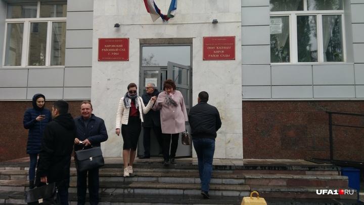 На суд по делу об изнасиловании дознавательницы в Уфе пришла мать потерпевшей