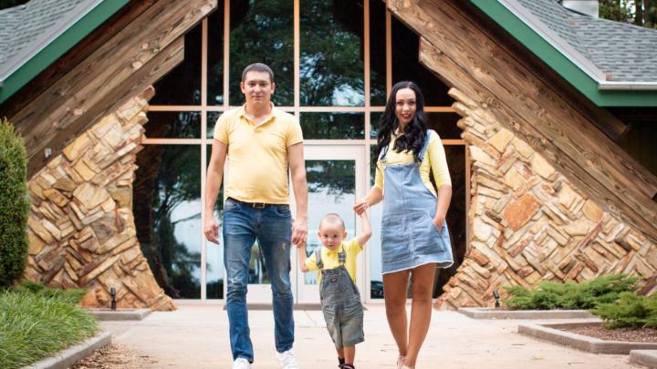 «Документы собрать легче, чем узаконить перепланировку»: семья из Уфы о том, как обосновалась в США