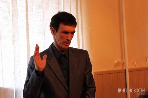 Вадим Остапов будет обжаловать решения суда —сейчас ему не хватает денег даже на то, чтобы содержать семью