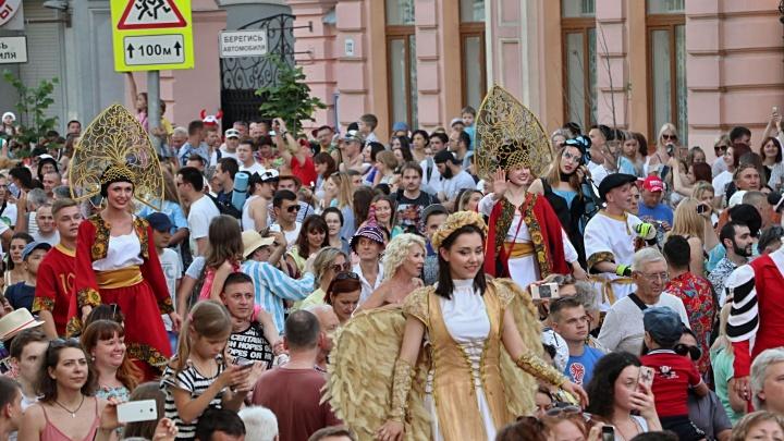 Улицу Куйбышева оставят пешеходной до конца сентября