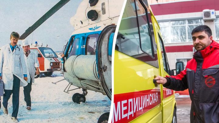 Без вертолета, но с большим сердцем: как работает единственная в Самарской области санавиация