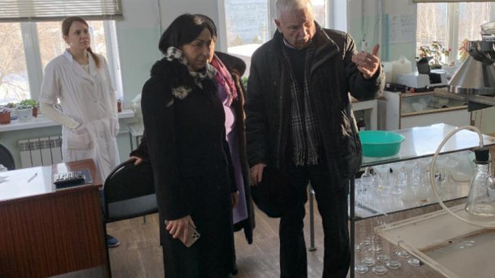 Мэр объяснила, почему власти отказались передать челябинский водоканал частникам