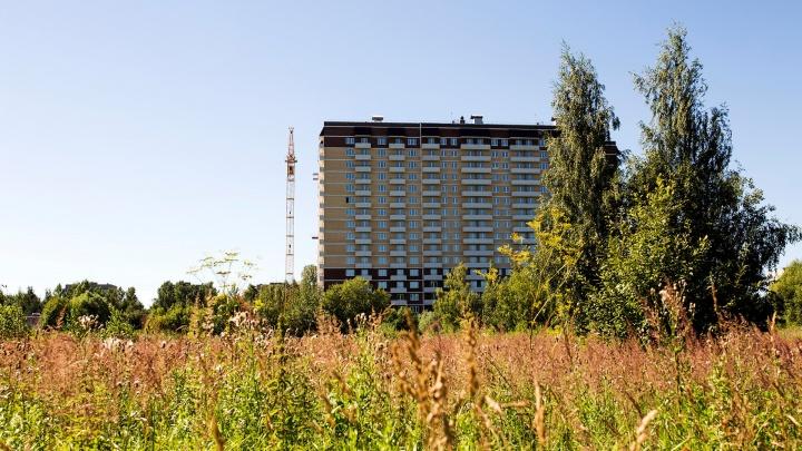Застройщику у Павловской рощи не продлили разрешение на возведение многоэтажки