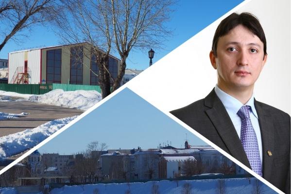 У тюменца Аркадия Каюгина появились вопросы к законности строительства гостиницы-ангара на набережной. Ответы дали официальные документы и судебные решения