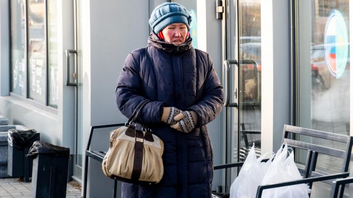 Тест-драйв тёплых остановок: как справляются павильоны с первыми сильными морозами