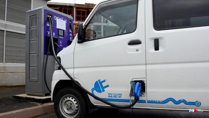 По заветам Теслы: тестируем сеть бесплатных зарядных станций для электромобилей в Челябинске
